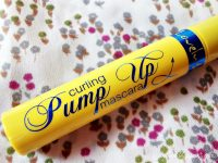 Review of Curling Pump Up Mascara from Lovely
