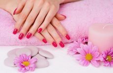 Practical set for hybrid manicure – Do it Yourself!