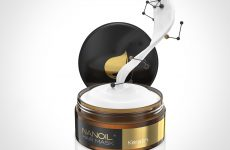 Straight from Hair Salons! Keratin in Hair Mask by Nanoil